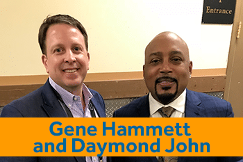 Daymond John Goal Setting with Gene Hammett