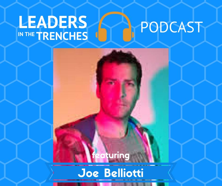 Intrapreneurship with Joe Bellotti