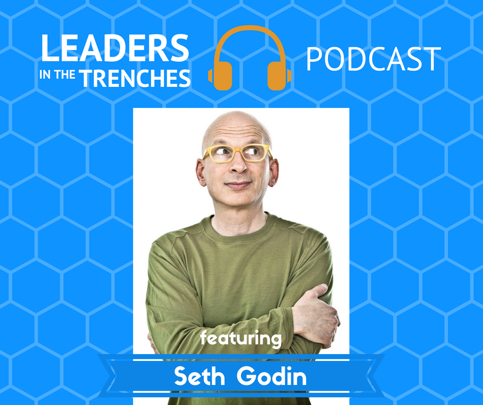 Developing Leaders with Seth Godin