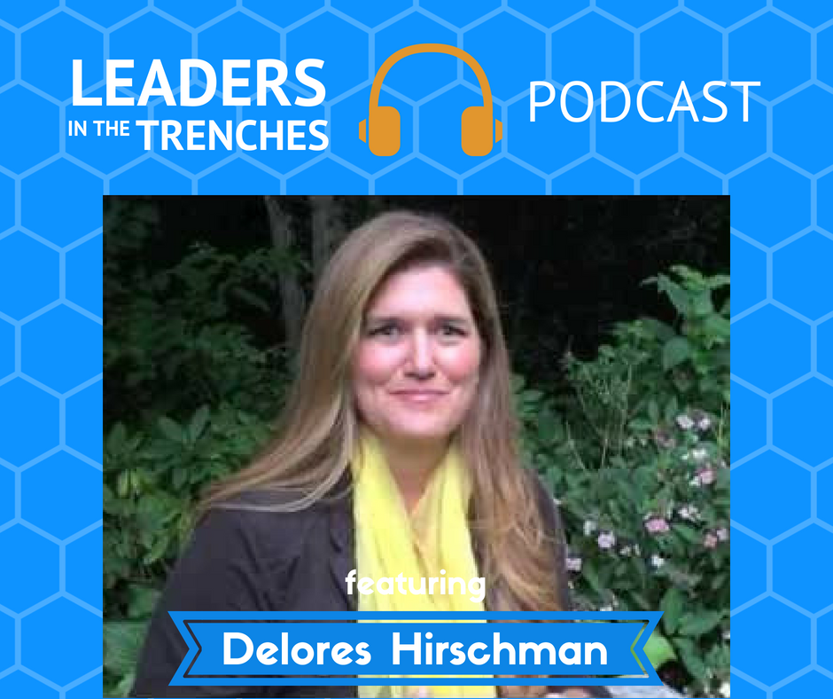 find your core idea with Delores Hirschman