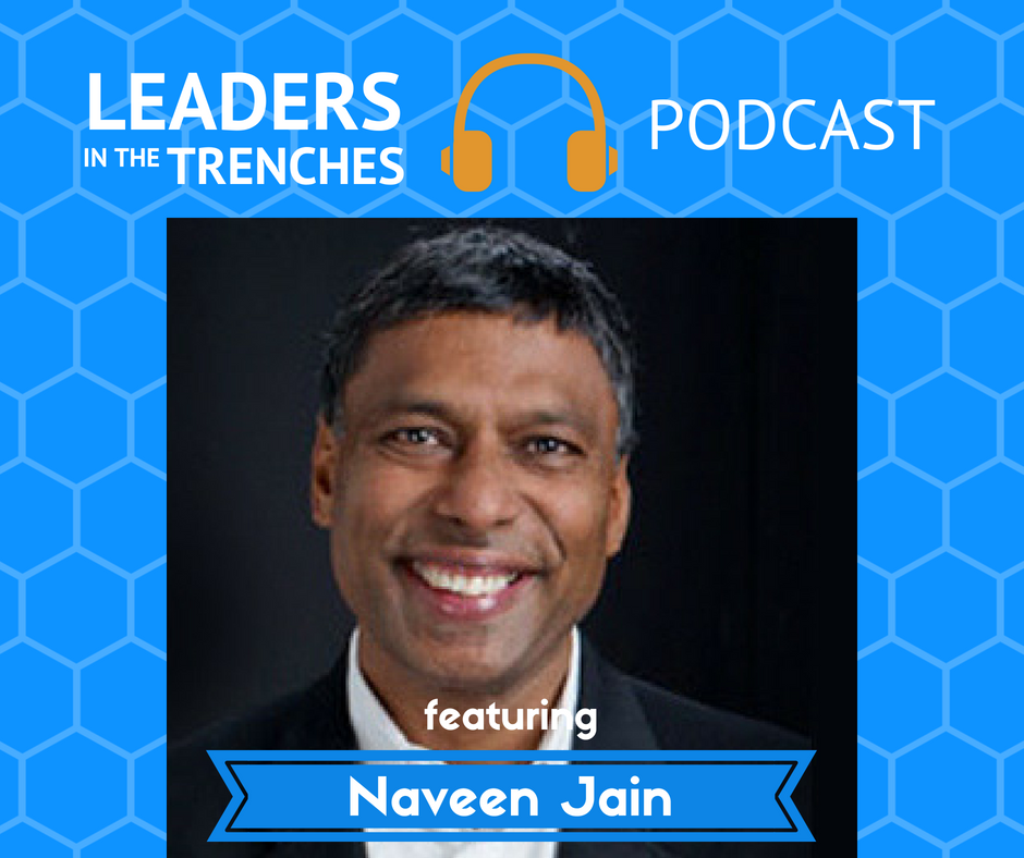 Discover Your Moonshot with Naveen Jain
