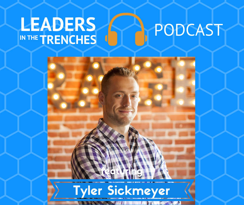 Find the right agency with Tyler Sickmeyer