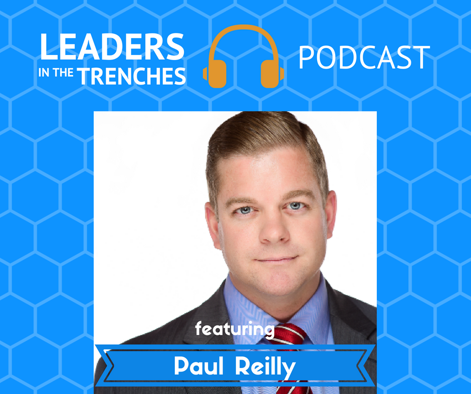 sell on value with Paul Reilly