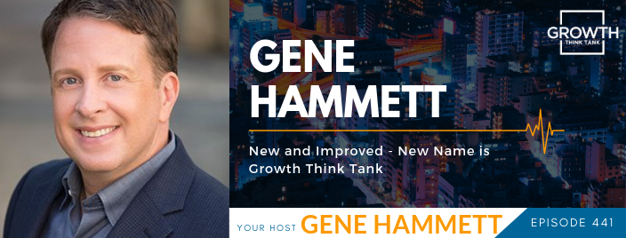 Welcome to the podcast Growth Think Tank