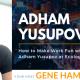 GTT Featuring Adham Yusupov