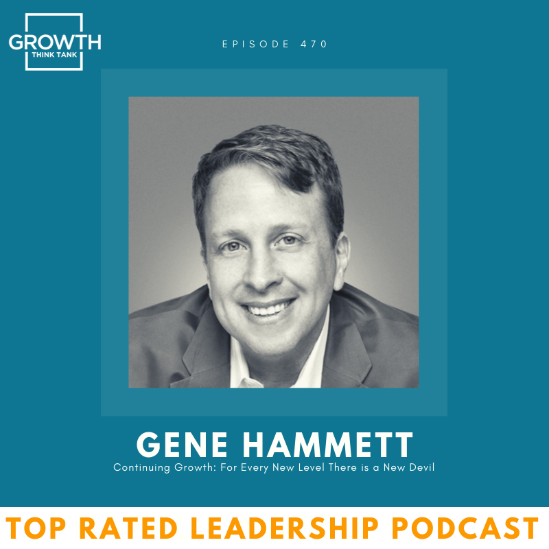GTT Featuring Gene Hammett episode 470