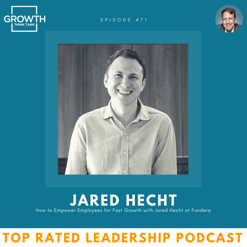 GTT Featuring Jared Hecht episode 471