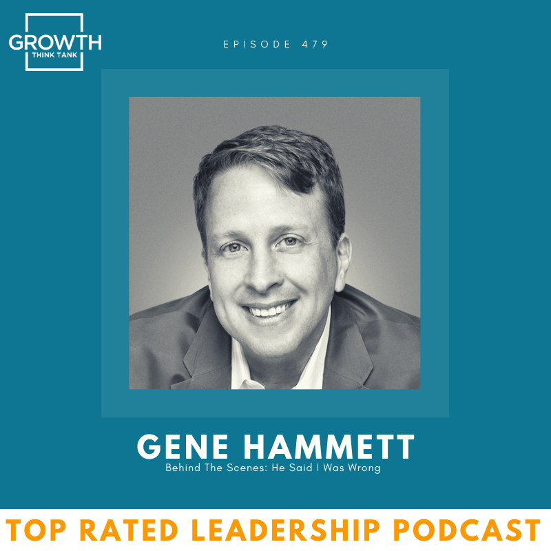 Solo Episode 479 with Gene Hammett