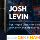 GTT Featuring Josh Levin