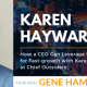 GTT Featuring Karen Hayward