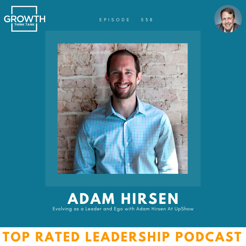 GTT Featuring Adam Hirsen