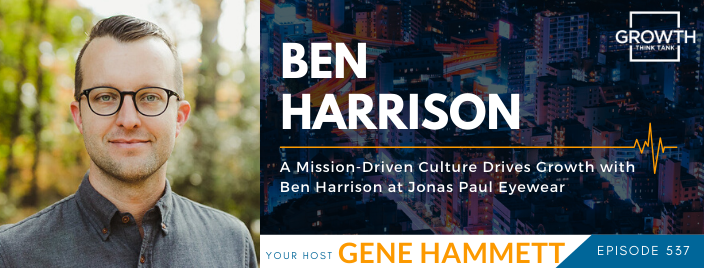 GTT Featuring Ben Harrison