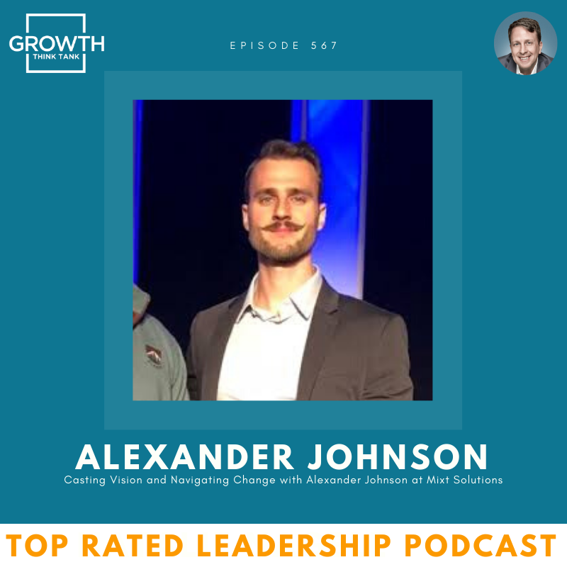 GTT Featuring Alexander Johnson