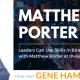 GTT Featuring Matthew Porter