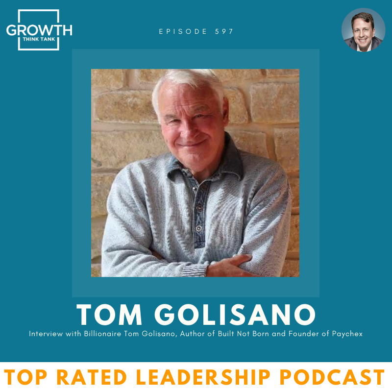 GTT Featuring Tom Golisano
