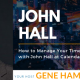GTT Featuring John Hall