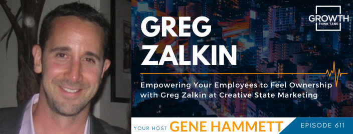 GTT Featuring Greg Zalkin