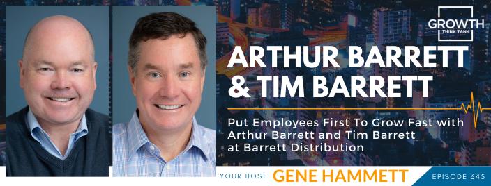 GTT thumbnail Authur Barrett and Tim Barrett