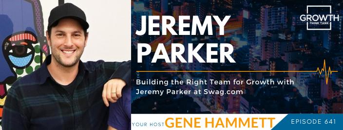 GTT featuring Jeremy Parker