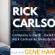 GTT featuring Rick Carlson