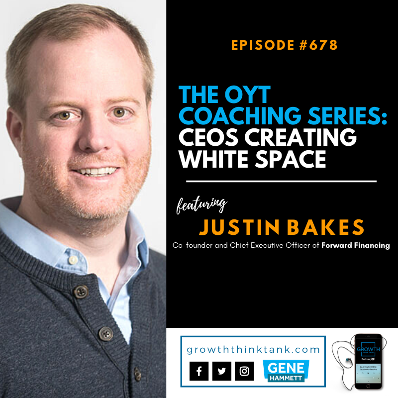 The OYT Coaching Series with Justin Bakes