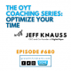 The OYT Coaching Series with Jeff Knauss
