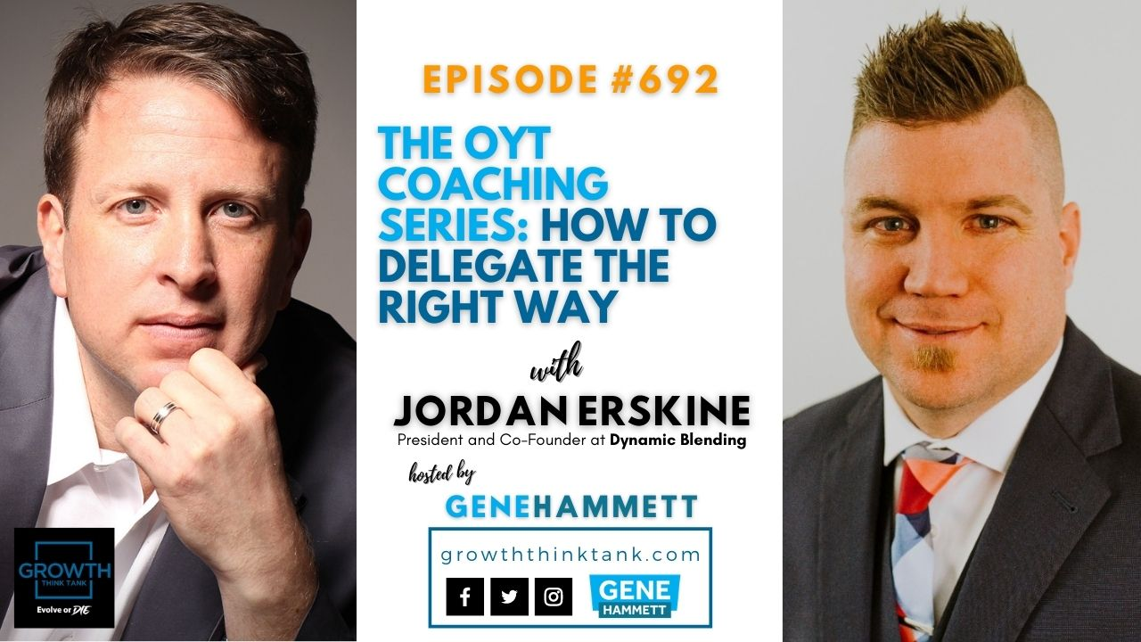 The OYT Coaching Series with Jordan Erskine