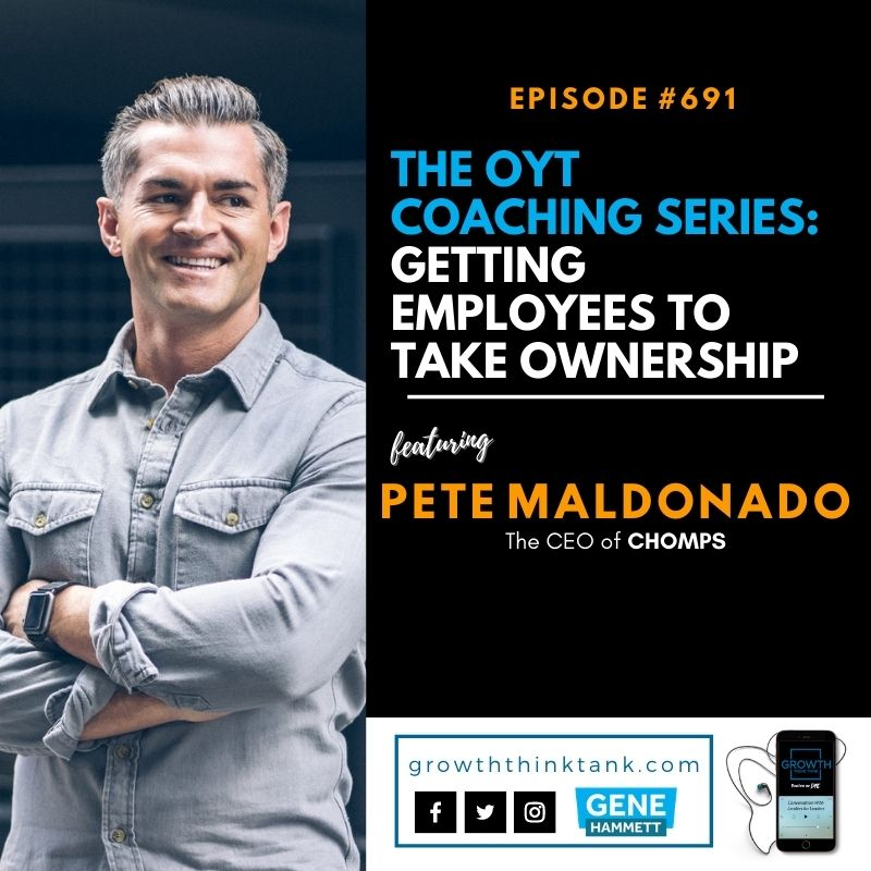 The OYT Coaching Series with Pete Maldonado