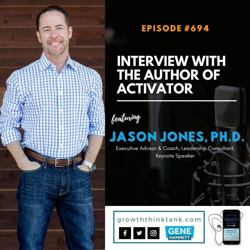 Growth Think Tank with Jason Jones, Ph.D.