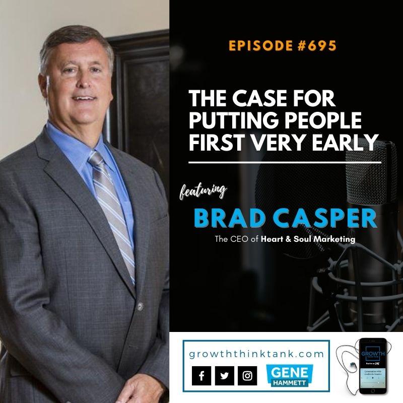 Growth Think Tank with Brad Casper