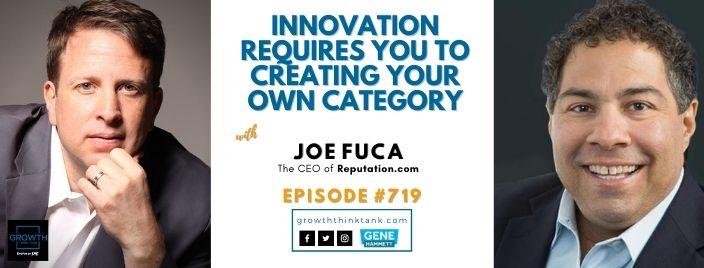 Growth Think Tank with Joe Fuca at Reputation.com