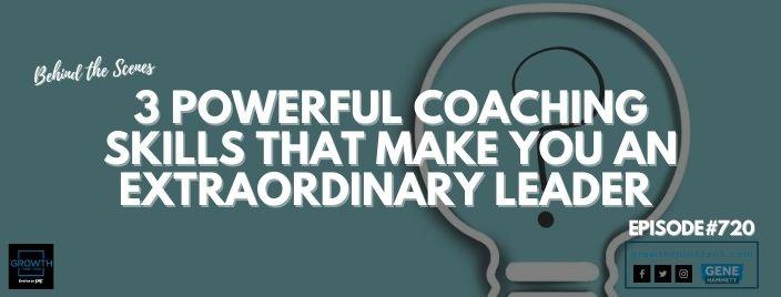 powerful coaching skills