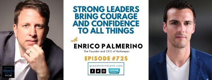 Growth Think Tank with Enrico Palmerino