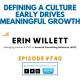 Growth Think Tank with Erin Willett at Assured Consulting Solutions