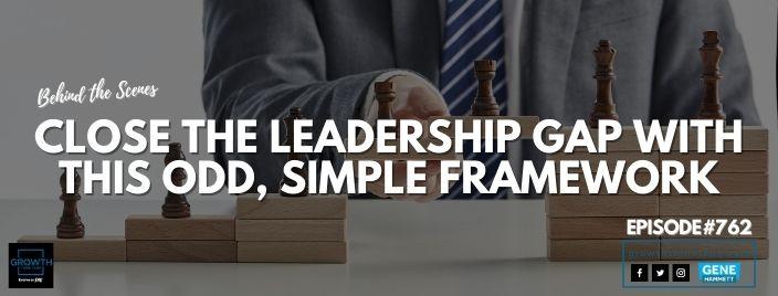 close the leadership gap