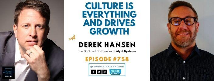 Growth Think Tank with Derek Hansen
