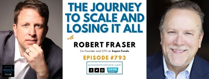 Growth Think Tank with Robert Fraser
