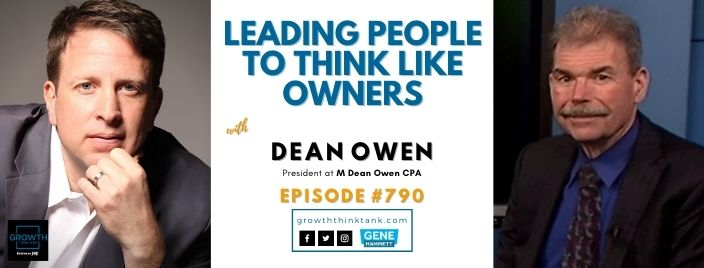 Growth Think Tank with Dean Owen