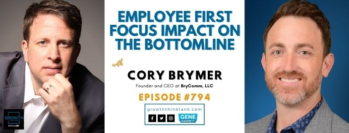 Growth Think Tank with Cory Brymer