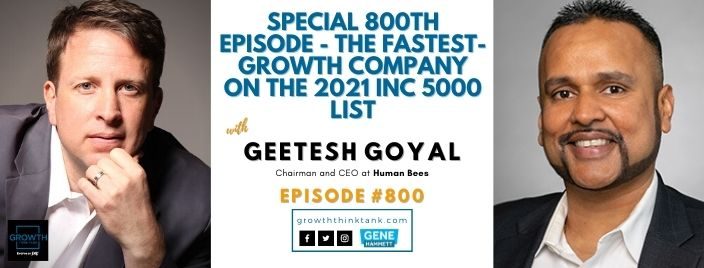 Growth Think Tank with Geetesh Goyal