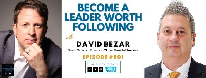 Growth Think Tank with David Bezar
